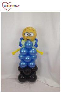 torre de globos de minions