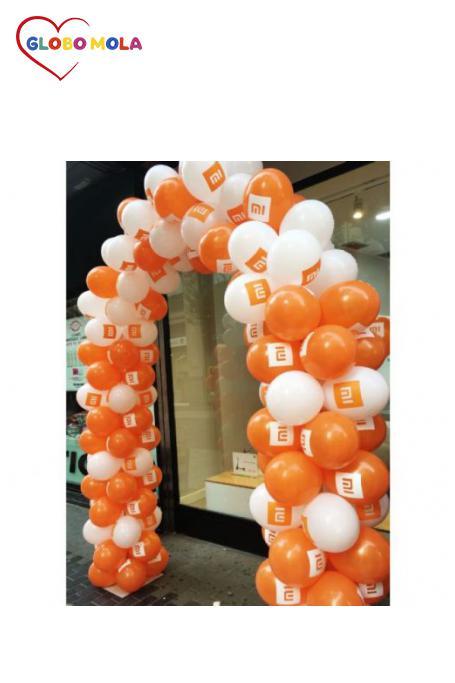 xiaomi con globos